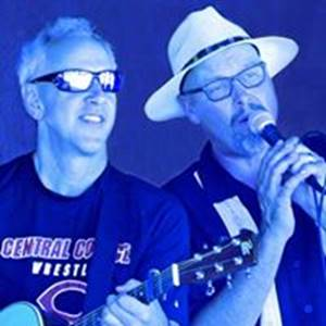 August 26, 2017: Code Blue: Brick Imerman and Bob Paterson<br> Music at the Winery