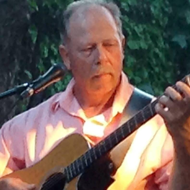 December 2, 2017: Ron Burchett<br>Music at the Winery