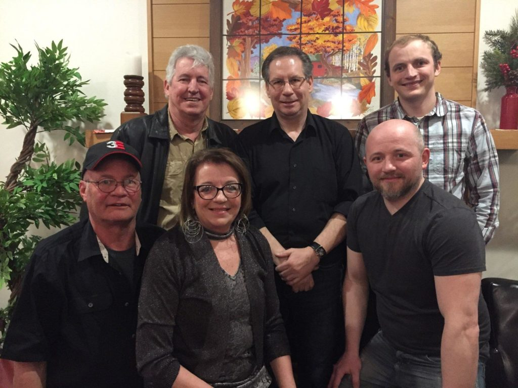 June 9, 2018: Crosswind<br>Music at the Winery