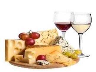 February 7, 2019: Wine & Cheese Pairing