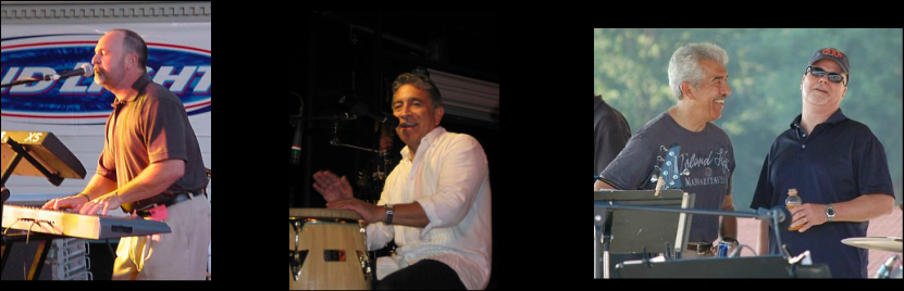 August 25, 2018: Tony Valdez & The Rockets<br>Music at the Winery