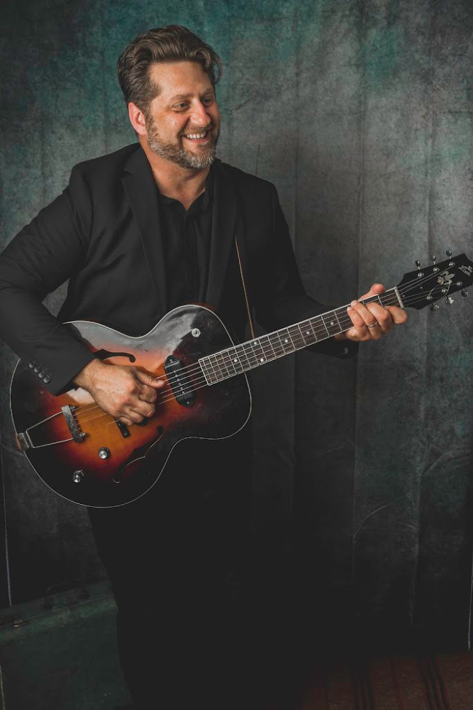 January 11, 2020: Chad Elliott<br>Music at the Winery