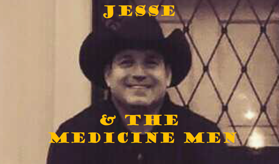 June 1, 2019: Jesse & the Medicine Men<br>Music at the Winery
