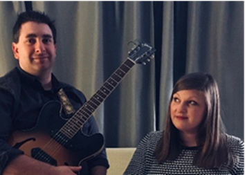 August 25, 2019: The Marie Ellis Jazz Duo<br>Sunday Wine Down