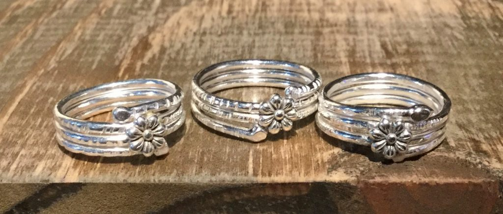 January 19, 2020: Sunday Flower Wrap Ring Class with 1st Avenue Collective