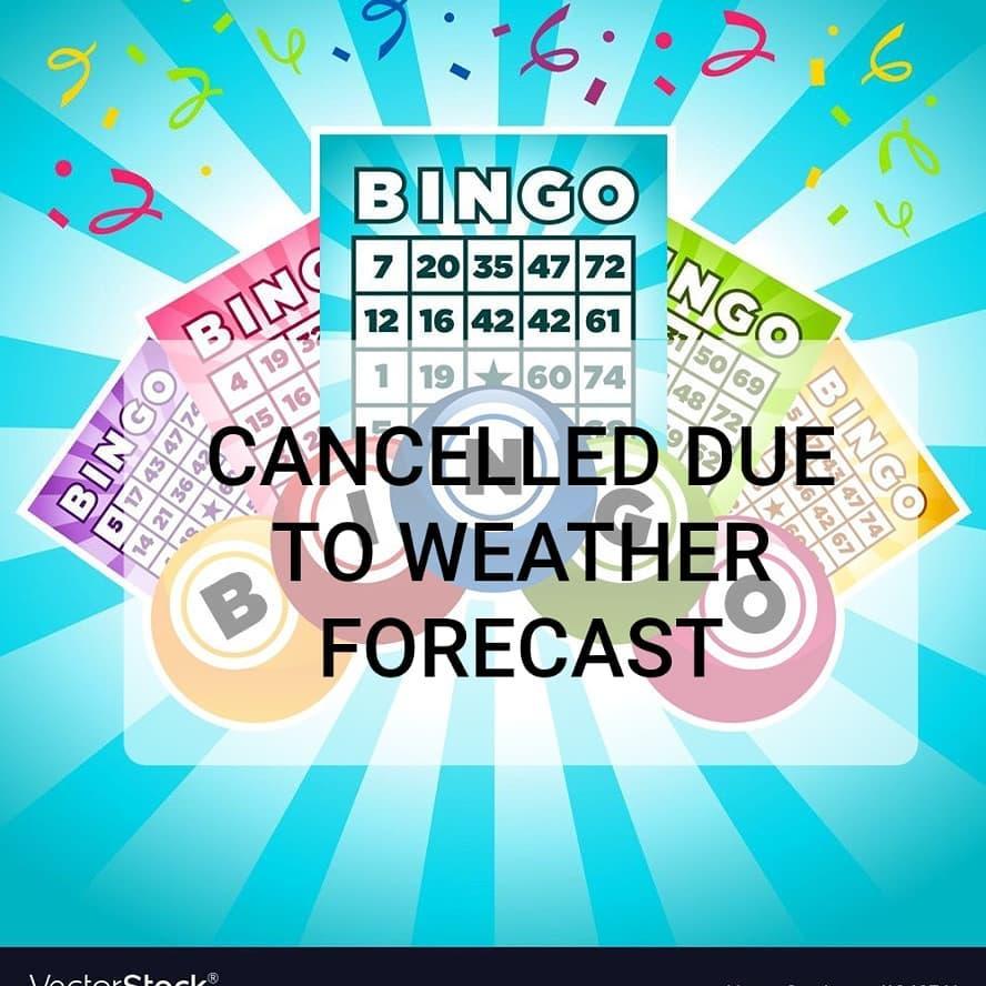 January 17, 2020: Friday Night Bingo Dinner