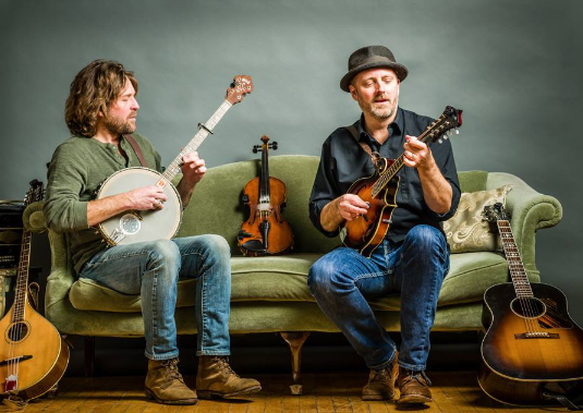 March 29, 2020: Moors & McCumber<br>Special Music Event