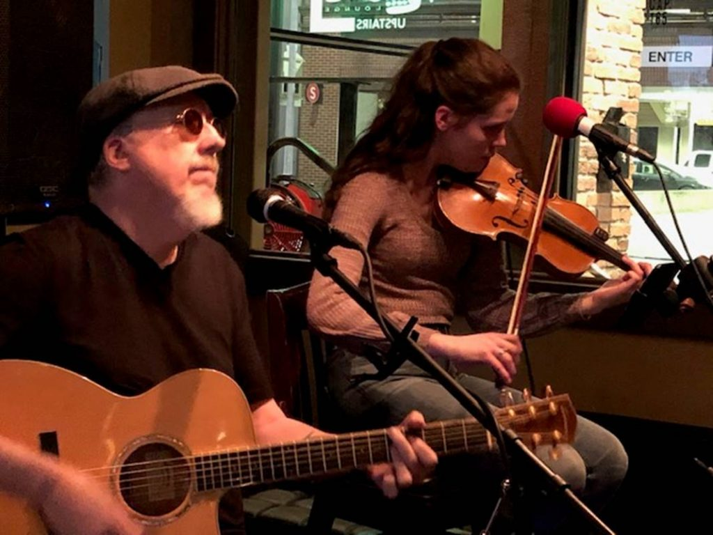 March 1, 2020: Bob Pace & Kathryn Fox<br>Sunday Wine Down