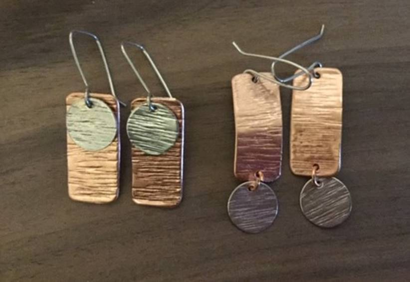 February 9, 2020: Hand Made Earring Class with 1st Avenue Collective